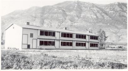 J. Arza Adams Coop, about 1931